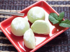 6042 icemochi tè verde